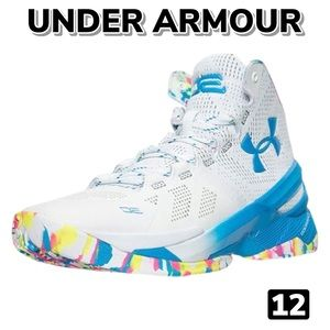 Under Armour Curry 2 Birthday Sneakers 12